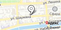 Тривил на карте