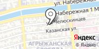 Астраханские Ведомости на карте