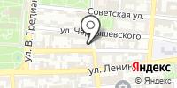 Городская Дума муниципального образования город Астрахань на карте