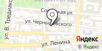 Управление Федеральной почтовой связи Астраханской области на карте