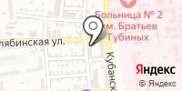 ТехноНИКОЛЬ Астрахань на карте