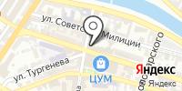 Отдел информации и общественных связей Управления МВД России по Астраханской области на карте