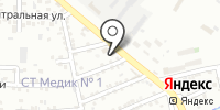 Магазин посуды и бытовой химии на карте