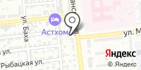 Новоапостольская церковь на карте