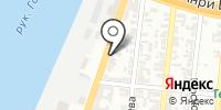 Red Style на карте