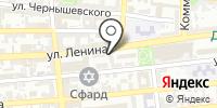 Нотариальная палата Астраханской области на карте