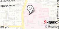 Городская клиническая больница №2 им. братьев Губиных на карте