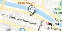 Sezam key на карте