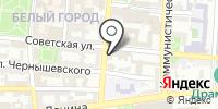 Министерство промышленности на карте