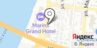 Навистар на карте