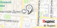 Администрация Губернатора Астраханской области на карте