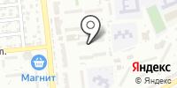 Версон на карте