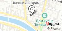 Семерочка на карте