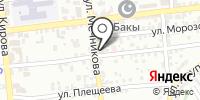 Колор на карте