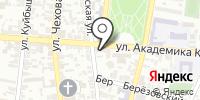БАСА на карте