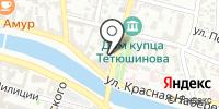 Астсырпром на карте