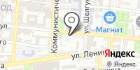 ТРАЙВ на карте