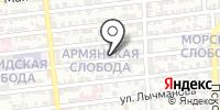 Детский сад №21 на карте