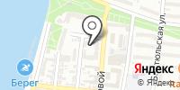Isabel на карте