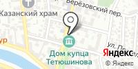 Мой мир на карте