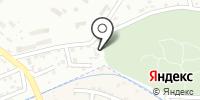 Центральное мусульманское кладбище на карте