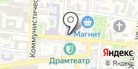 АГК на карте