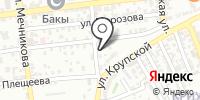 Бронислава на карте