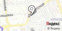 Т-Сервис на карте