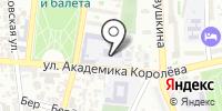 Астраханское художественное училище им. П.А. Власова на карте