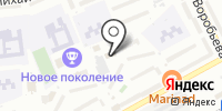 Акадия.ru на карте
