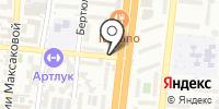 Герман на карте