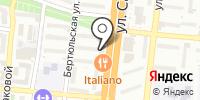 Сталкер на карте