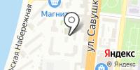 Лита на карте