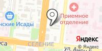 Дельрус-Астрахань на карте