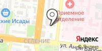 Ять на карте