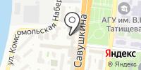 Интим на карте