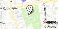 Астраханский государственный театр Оперы и Балета на карте