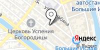 Улыбка на карте