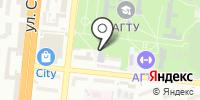 Резон на карте