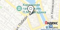Аст-Эксперт на карте