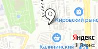 Умелец на карте