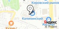 АНГАРА на карте
