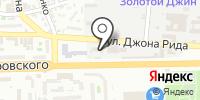 Арта на карте
