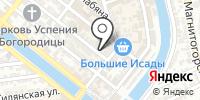 Салон текстиля на карте