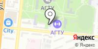 Центр информационных компетенций на карте