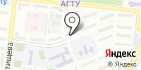 Детская городская поликлиника №3 на карте