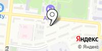 Бэлль на карте