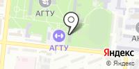 Российский Союз Молодежи на карте