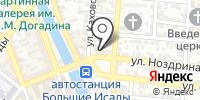 Золотой стиль на карте
