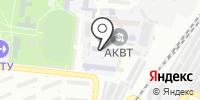 Аква-Новатор на карте